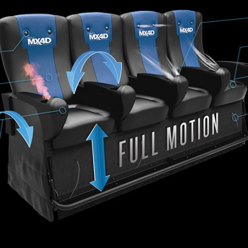 E3 2017: MX4D turns eSports viewing into immersive experience