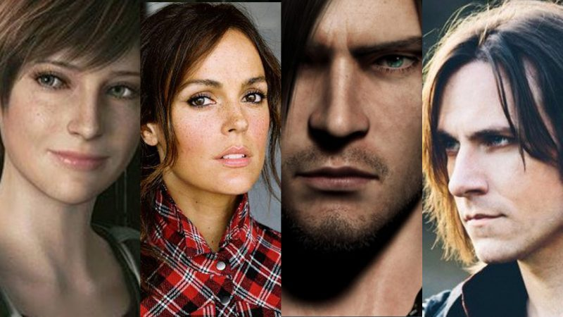 Matthew Mercer & Erin Cahill on Resident Evil: Vendetta