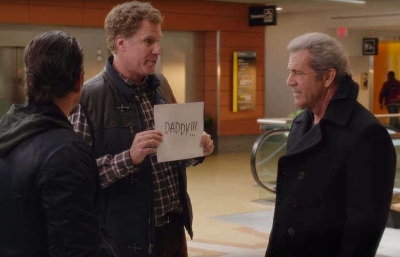 Daddy S Home 2 Official Trailer Adds John Lithgow And Mel Gibson Nr