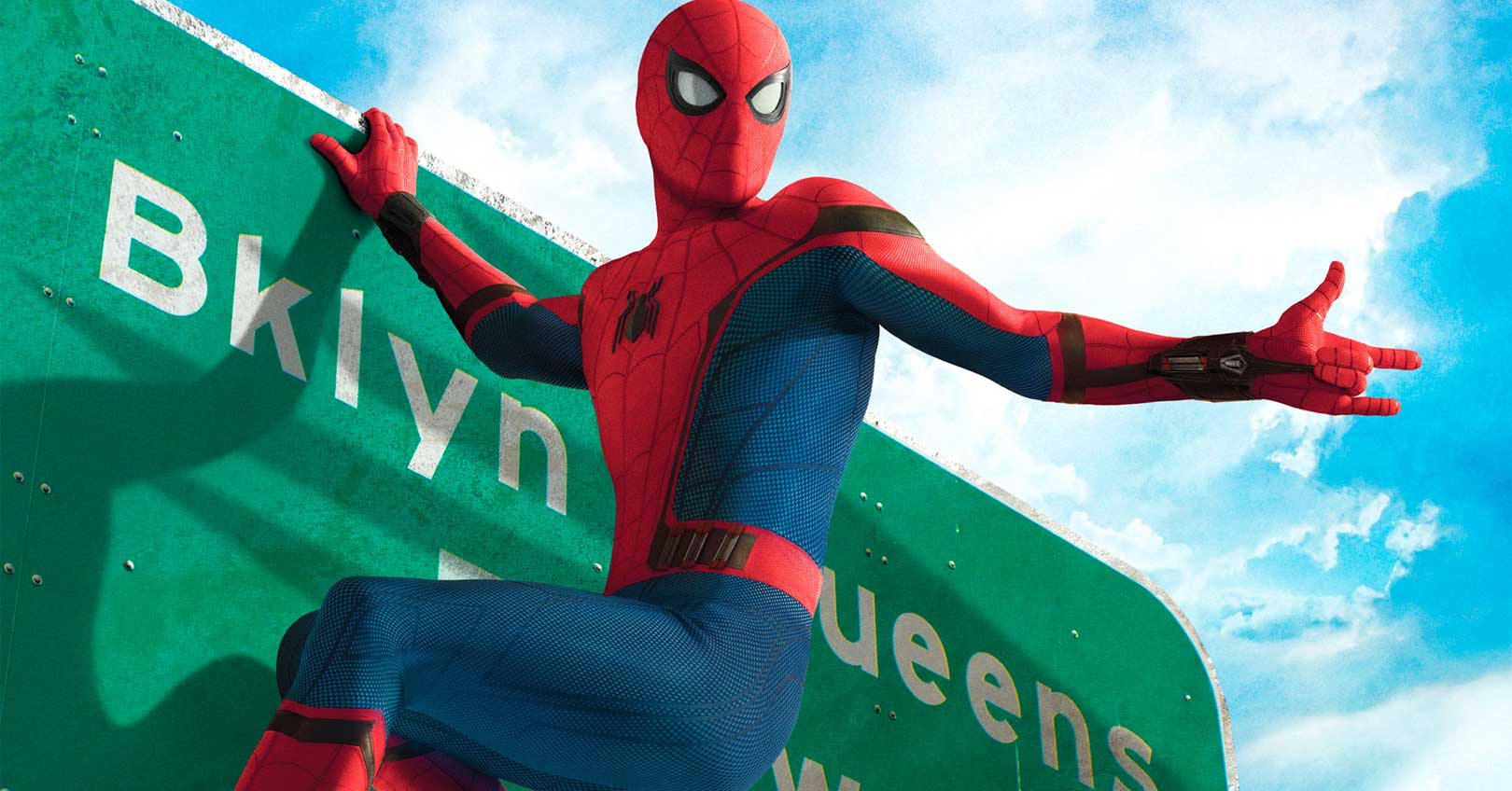 Spider-Man: Homecoming - Online Poster #3