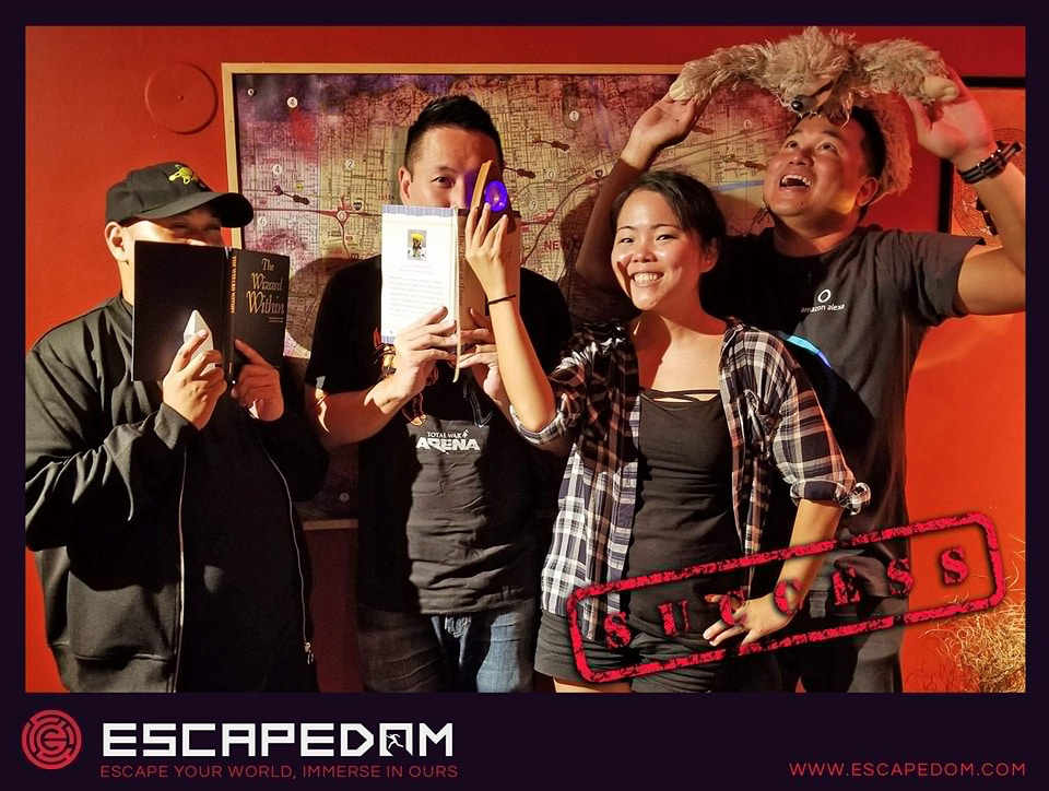 Escapedom escape room