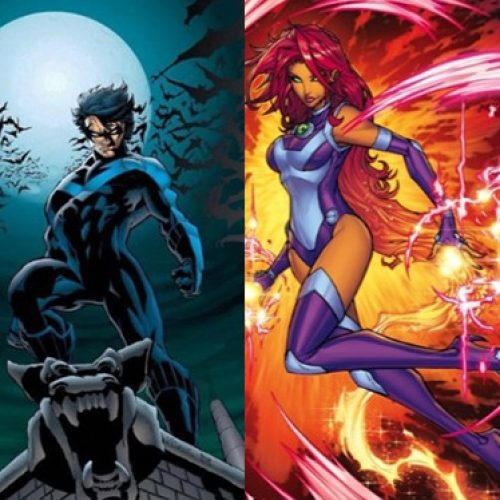 DC's Titans casting breakdown leaked for Nightwing, Starfire, Raven, and Beast Boy