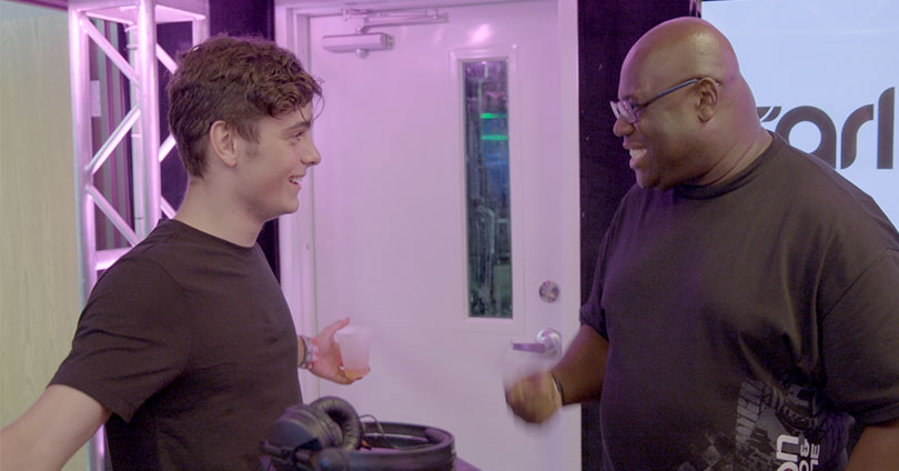 What We Started - Martin Garrix and Carl Cox