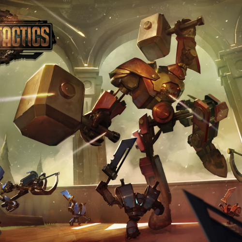 E3 2017: Bringing RTS into VR with 'Brass Tactics'