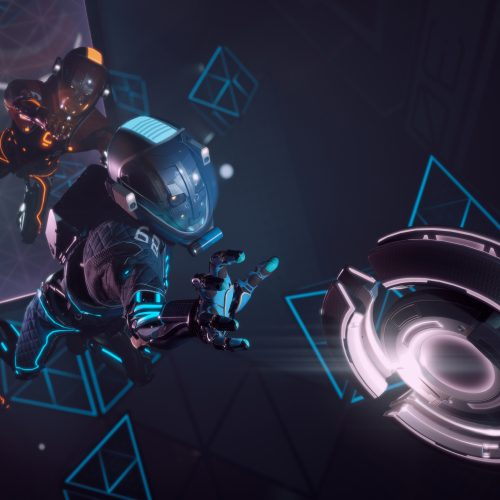 E3 2017: Echo Arena VR may be the most fun you'll have in Zero G all year