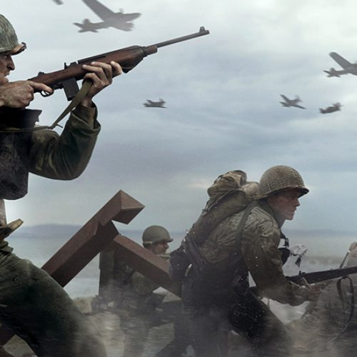 E3 2017: Call of Duty: WWII returns franchise to roots with new elements