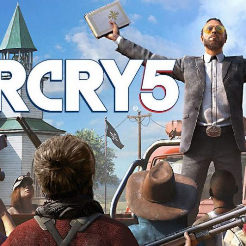E3 2017 hands-on: Wreck havoc in Far Cry 5's small town America