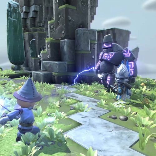 Portal Knights Review (PS4)