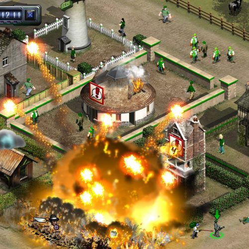 Constructor HD on Switch makes for a portable Tycoon experience