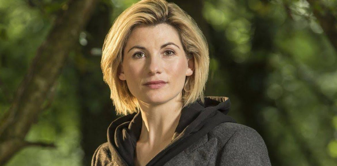 13: Jodie Whittaker is the new Doctor