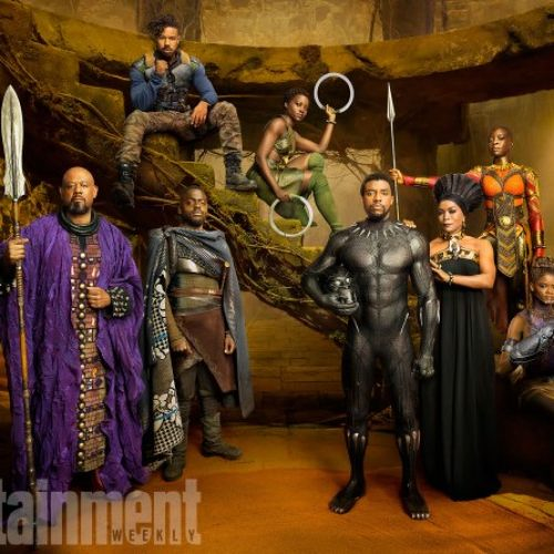 Gorgeous new images from Marvel's Black Panther