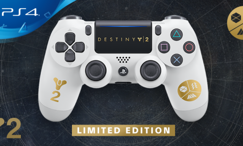 Destiny 2 is getting more limited-edition PS4 accessories