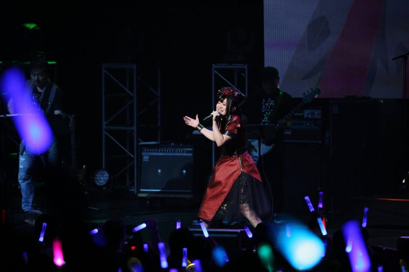Despite Her Young Age Or Perhaps Because Of It Konomi Suzuki Brought Such Energy To The Stage And Audience With Outgoing Personality