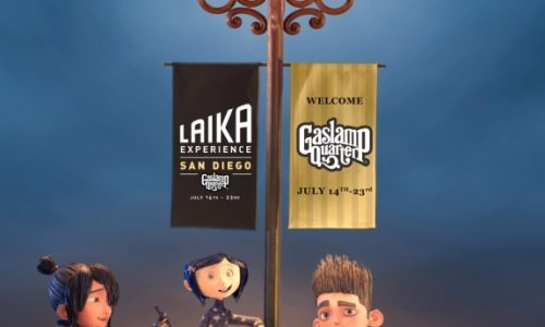 Check out The LAIKA Experience at SDCC