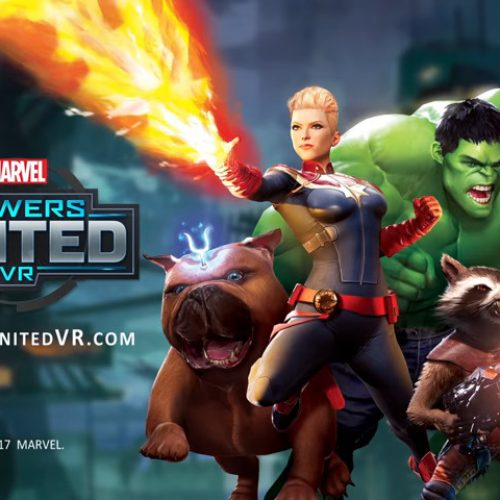 SDCC 2017: Hands-on with Marvel Powers United VR