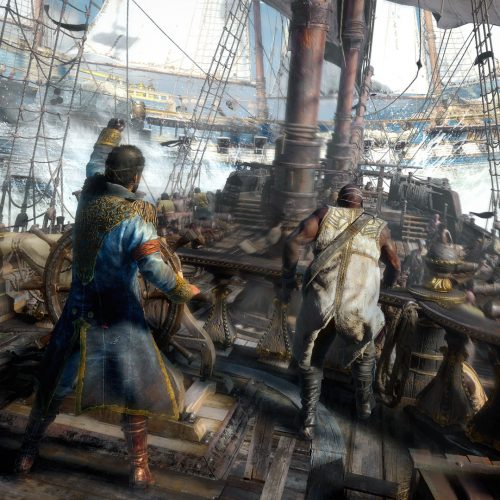 E3 2017: Skull and Bones will have you ruling the high seas