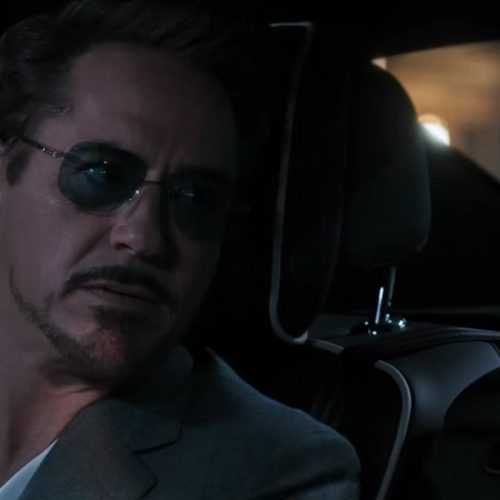 Robert Downey Jr discusses his future as Iron Man