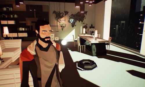 Previewing State of Mind, a futuristic adventure game from Daedalic