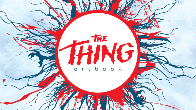 The Thing art book