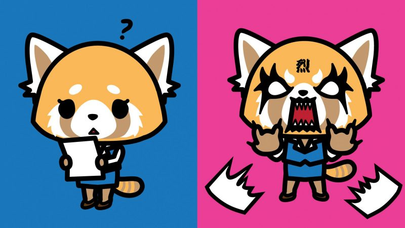 1bd3aff276 Sanrio heads to SDCC with exclusives of Aggretsuko and more! - Nerd ...