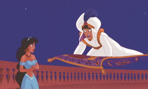Live-action Aladdin film casts its leads including Will Smith as Genie