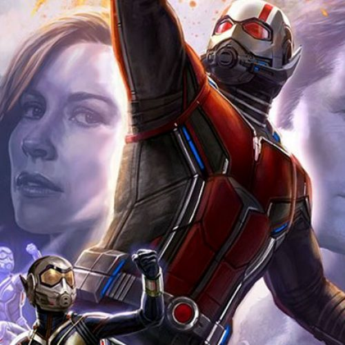 New Comic-Con details emerge for 'Ant-Man and the Wasp'