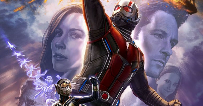 Ant-Man and the Wasp - SDCC 2017 Poster