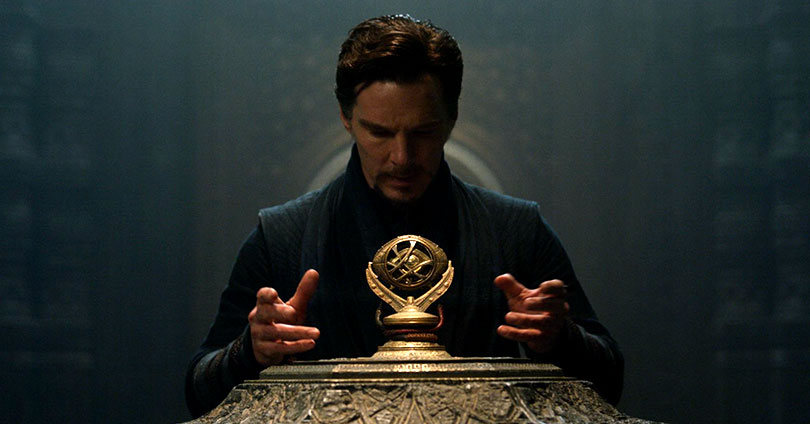 Doctor Strange - The Eye of Agamotto