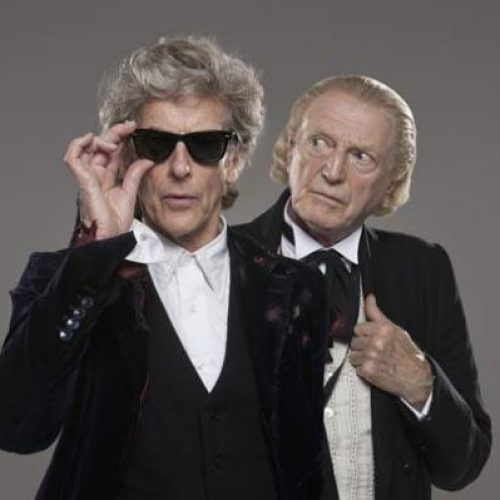 Doctor Who Christmas Special sees the return of First Doctor and former companion