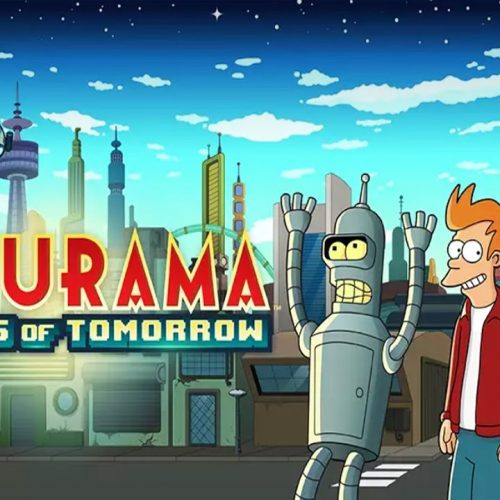 Futurama: Worlds of Tomorrow has you reliving the the series