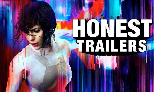 'Ghost in the Shell' reboot gets an Honest Trailer