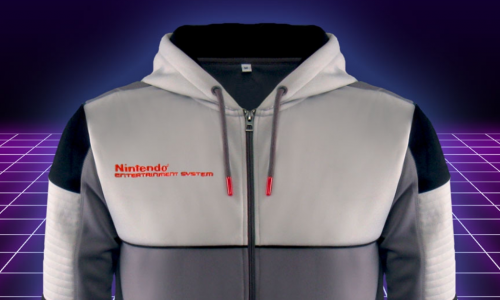 NES Classic Hoodie coming September!