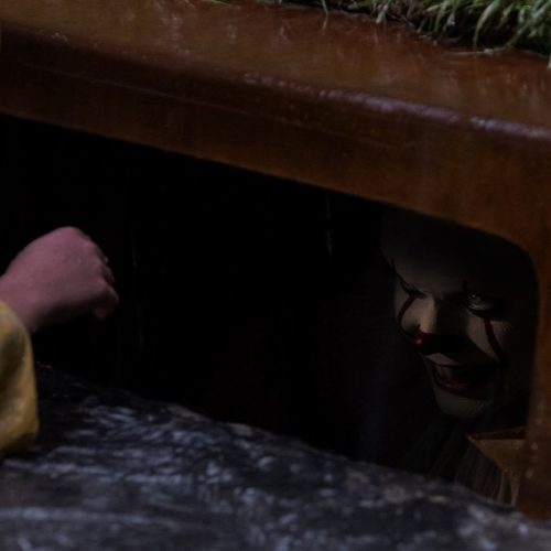 Hope you're not afraid of clowns, because here's the latest trailer for Stephen King's 'It'!