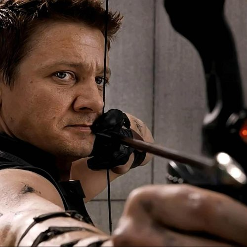 Jeremy Renner broke both arms during movie stunt