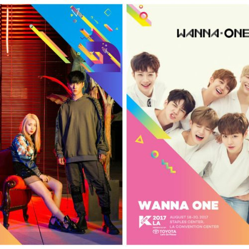 KCON 2017 LA add K.A.R.D and Wanna One to concert lineup