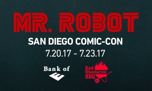 The World of Mr. Robot heads to SDCC this week