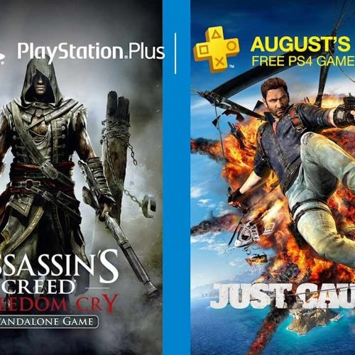 PlayStation Plus free games for August