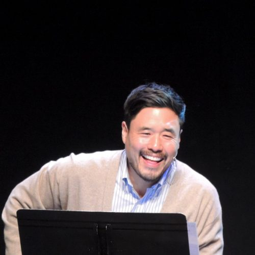 Randall Park joins Marvel's Ant-Man and the Wasp as S.H.I.E.L.D. Agent Jimmy Woo