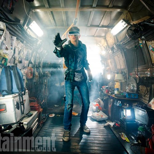 First Look at Ready Player One
