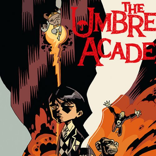 My Chemical Romance frontman's comic, The Umbrella Academy, coming to Netflix