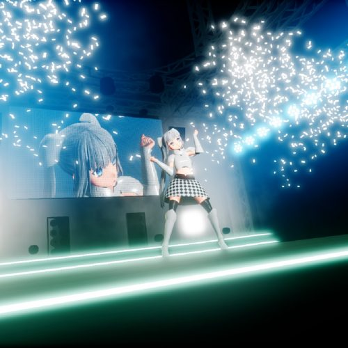 AX 2017: Interview with Showmaker and Miss Monochrome's voice actor Yui Horie