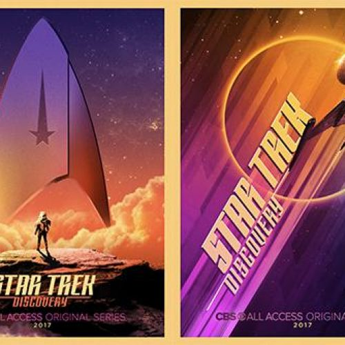 Star Trek: Discovery beams into SDCC this week