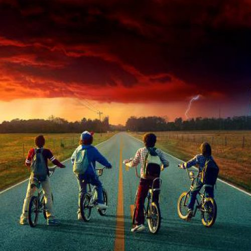 Stranger Things Season 2 premieres October, plus terrifying new poster