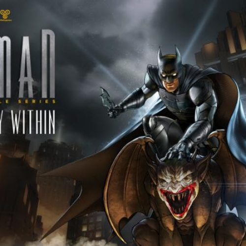 Telltale brings back Batman, Walking Dead, and Wolf Among Us