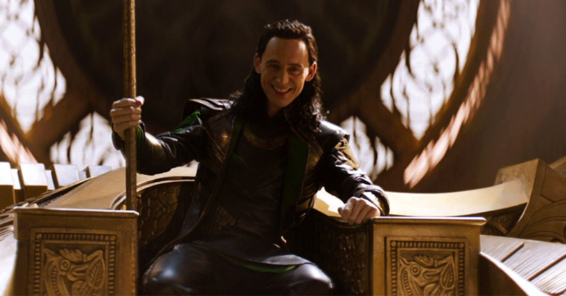 Thor: The Dark World - Tom Hiddleston