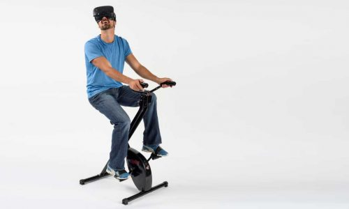 E3 2017: VirZoom makes exercise fun!