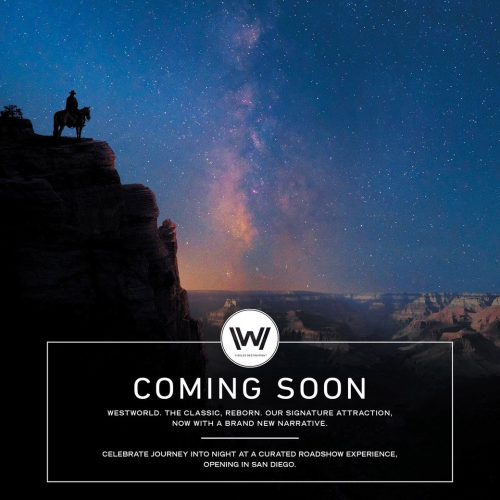 HBO brings Westworld Experience to SDCC
