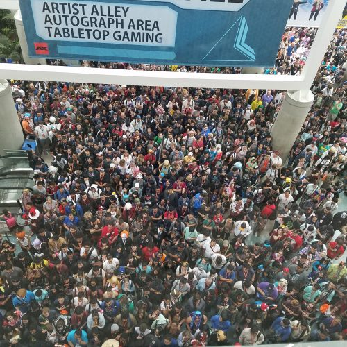 Massive mess at Anime Expo 2017 shows need for change
