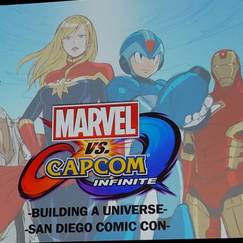 SDCC 201: Recap of Marvel vs Capcom: Infinite Panel