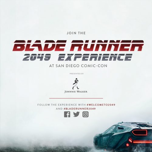 The Blade Runner 2049 Experience is coming to San Diego Comic-Con